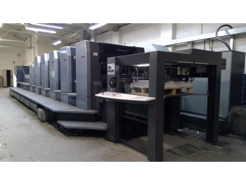 Sheet Offset Printing Machines Heidelberg Speedmaster CD 102-5 + LX}