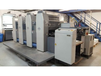 Sheet Offset Printing Machines Ryobi 524 GX }